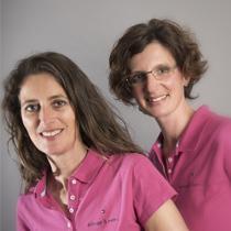 Doris Kindle & Karin Frey-Lieberherr